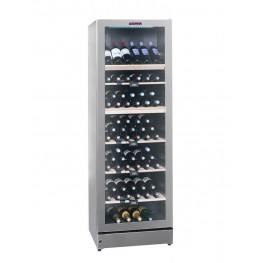 VIP195G multi-zone ageing wine cellar 180 bottles la sommeliere