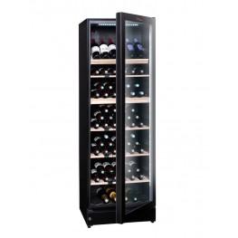 Cave à vin VIP195N multi-zones 195 bouteilles la sommelière