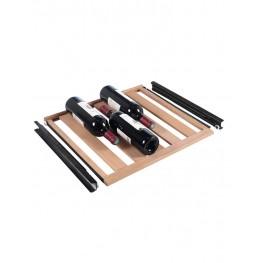 Clayette CLAVIP06 coulissante en bois