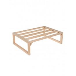 CLAVIP05 Wooden display shelf