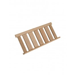 CLAVIP02 Wooden display shelf