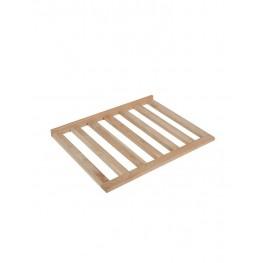 Bandeja fija de madera CLAVIP01