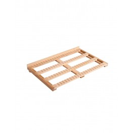 CLAPRE04 Wooden display shelf