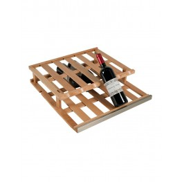 CLAPRE01 Wooden display shelf