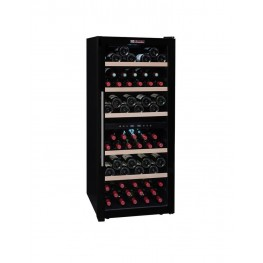 Cave à vin double zone CVD102DZ 102 bouteilles
