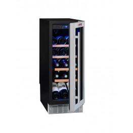 Under-counter wine cellar CVDE21 up to 21 bottles la sommeliere