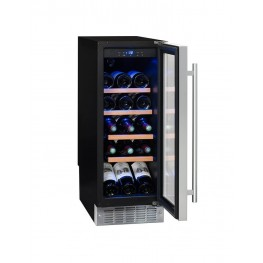 CVDE21 Under-counter wine cellar 21 bottles sommeliere