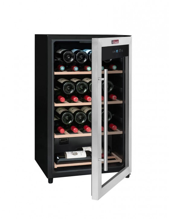 Ls36a Service And Conditioning Wine Cellar For Up To 36 Bottles La Sommeliere