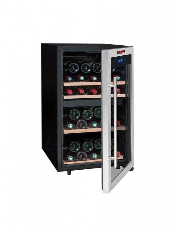 cave vin de service double zone ls50 2z 50 bouteilles la sommeli re. Black Bedroom Furniture Sets. Home Design Ideas