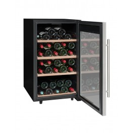Cave à vin LS52A 52 bouteilles la sommeliere porte ouverte