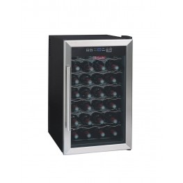 LS28 Serving temperature cellar 28 bottles la sommeliere