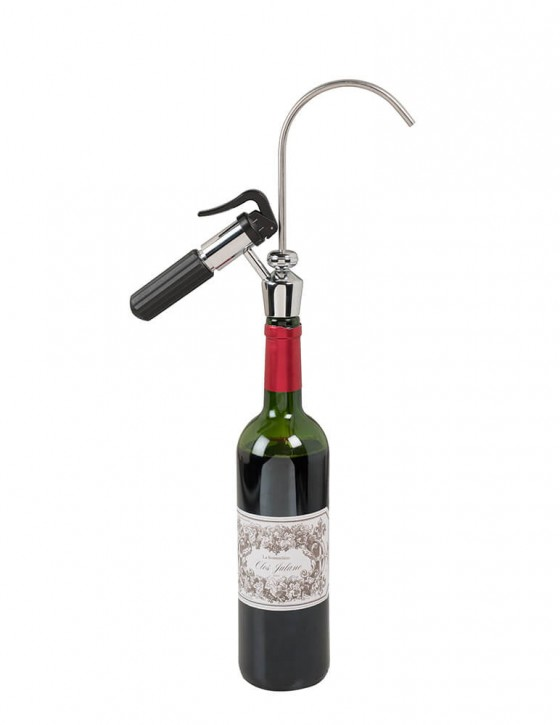 Servicio por copa y preservación del vino CV1T