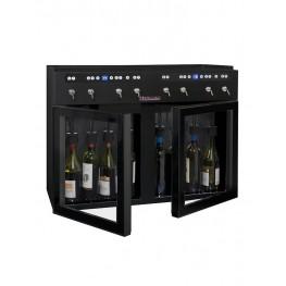 Distributeur vin double zone DVV8 sommeliere