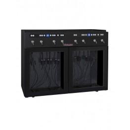 DVV8 Double-zone wine dispenser sommeliere