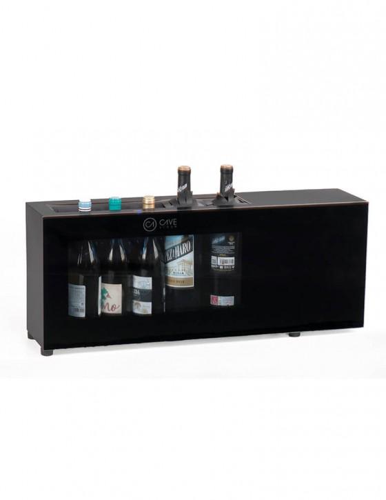 6-bottles cooler CV7T la sommeliere