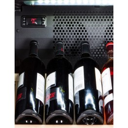 Weinschrank VIP195G Mehreren Temperaturzonen,195 Flaschen la sommeliere