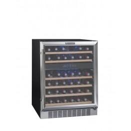 Zweizonen-Weinschrank CVDE46-2 46 Flaschen sommeliere