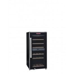 ECS25.2Z Double-zone wine cellar 24 bottles