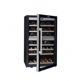 ECS70.2Z Double-zone wine cellar 66 bottles