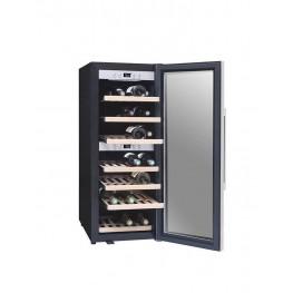 Cave à vin ECS40.2Z, double zone 38 bouteilles
