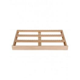 Clayette CLAPRE04 de présentation en bois