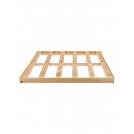 Bandeja fija de madera CLAVIP04