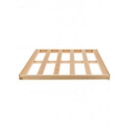 Clayette CLAVIP04 fixe en bois