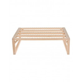 CLAVIP05 Wooden display shelf