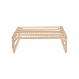 Clayette CLAVIP05 de présentation en bois