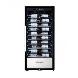 PF110 wine cellar 107 bottles la sommeliere full closed