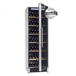 Cave à vin VIP180 multi-zones 180 bouteilles La Sommelière fabriquée en Europe
