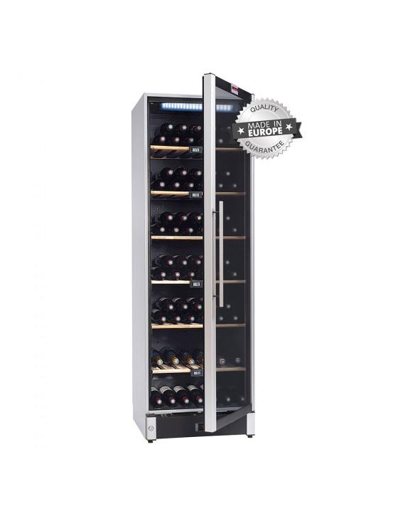 Mehrtemperaturschrank VIP180, 195 Flaschen fassen