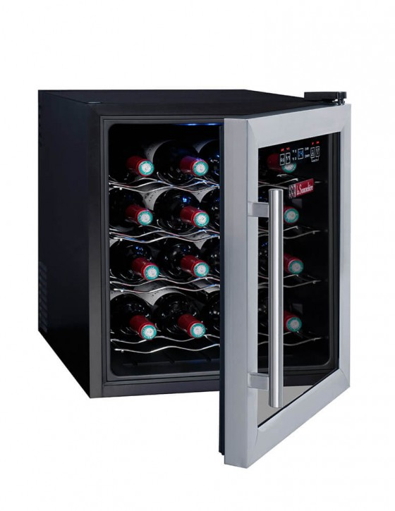 LS16 thermoelectric Serving temperature cellar 16 bottles