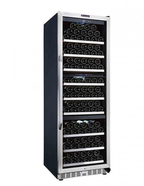 MZ3V180 3-zone wine cellar 166 bottles la sommeliere