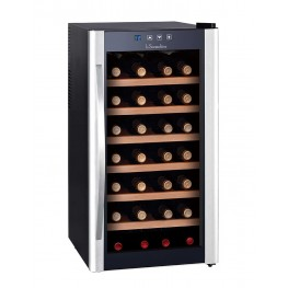 LS28KB Serving temperature cellar 28 bottles