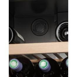 VIP330V multi-zone wine cellar zoom shelve