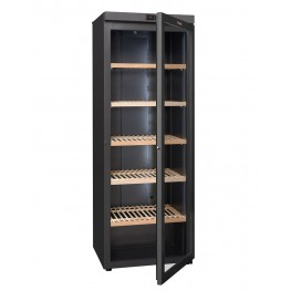 VIP330V multi-zone wine cellar empty