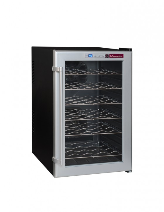 Thermoelectric wine cellar LCS28 28 bottles la sommeliere thermoelectric