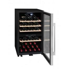 Cave à vin ECS50.2Z, double zone 49 bouteilles La Sommelière (pleine ouverte)