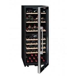 ECS80.2Z Double-zone wine cellar 75-bottles capacity
