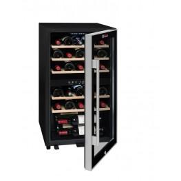 ECS30.2Z Zweizonen Weinschrank 29 Flaschen