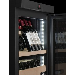 VIP280V Multi-temperature la sommeliere, wine cellar 273 bottles - accessories