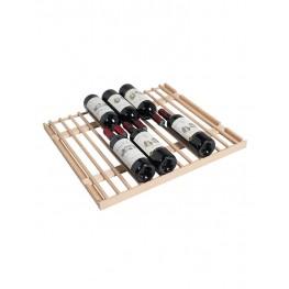 Clayette fixe en bois CLAVIP07 La Sommelière pour cave à vin VIP280 et VIP330