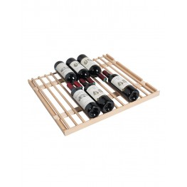 Ripiano CLAVIP07 fisso in legno La Sommelière (VIP280 e VIP330)