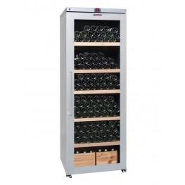 VIP315V Multi-zone wine cellar 325 bottles closed full