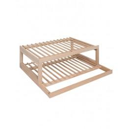 Präsentationsrost aus Holz CLAVIP08, für VIP280 VIP330 La Sommeliere