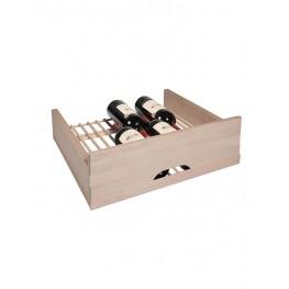 Schubkasten MODUL20 zur Flaschenaufbewahrung VIP280-330