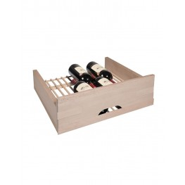 Tiroir cave à vin MODUL20, rangement Magnum VIP280 VIP330 La Sommeliere