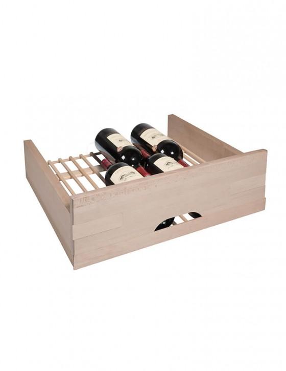 Tiroir en bois pour cave à vin La Sommelière Réf.MODUL20