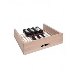 Tiroir cave à vin MODUL16, rangement VIP280 et VIP330 La Sommeliere
